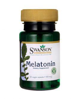 Swanson Melatonine