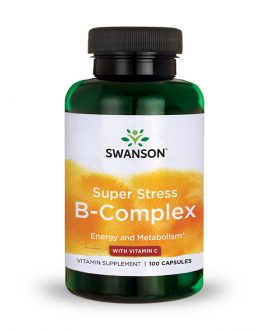 Swanson B-Complex With Vitamin C