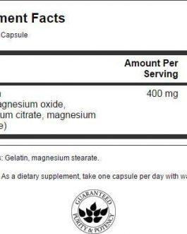 Swanson Triple Magnesium